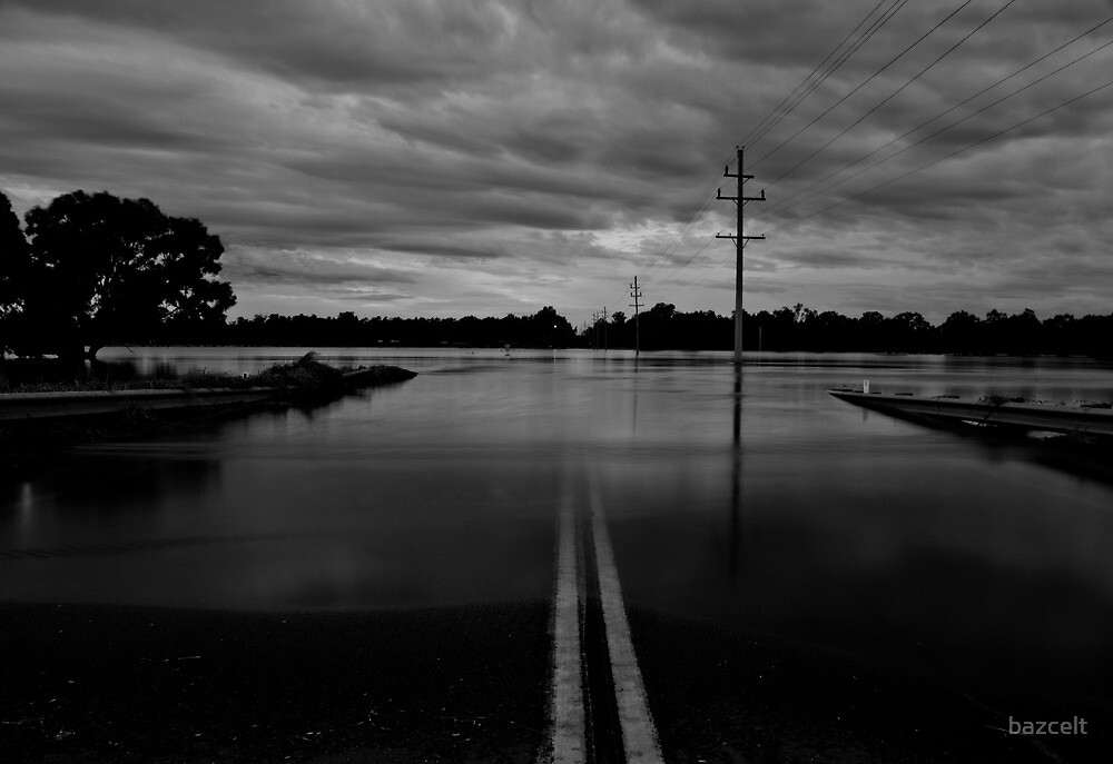Dark Flood by bazcelt