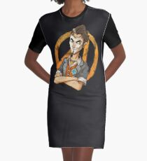 I´m so handsome Graphic T-Shirt Dress