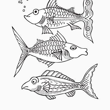 Fishies by KKPeanut