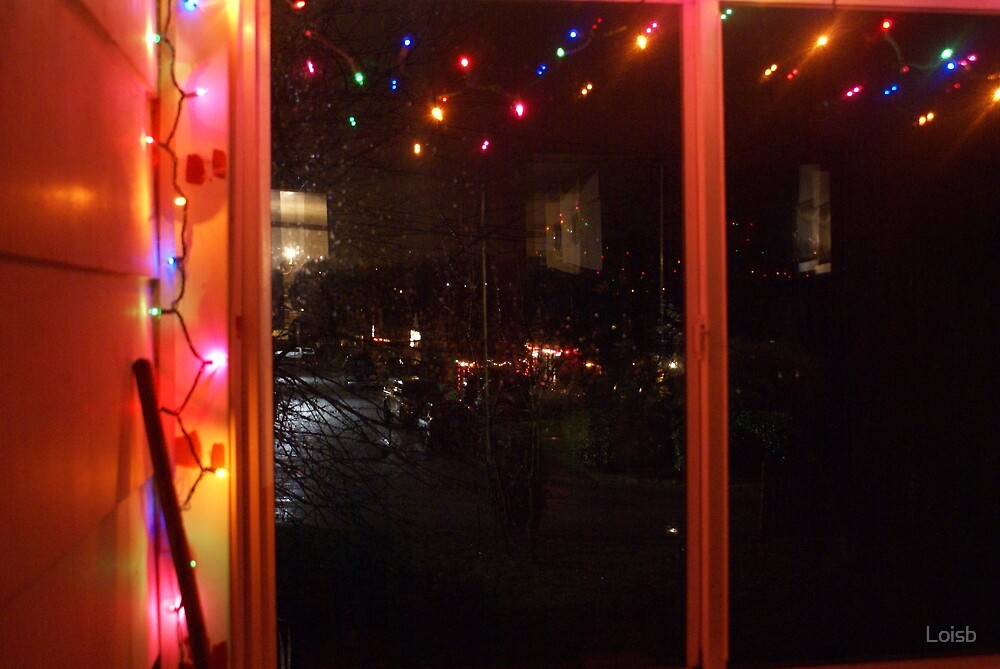 Holiday Lights by Loisb