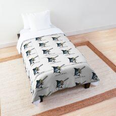 SWORD-FISH Comforter