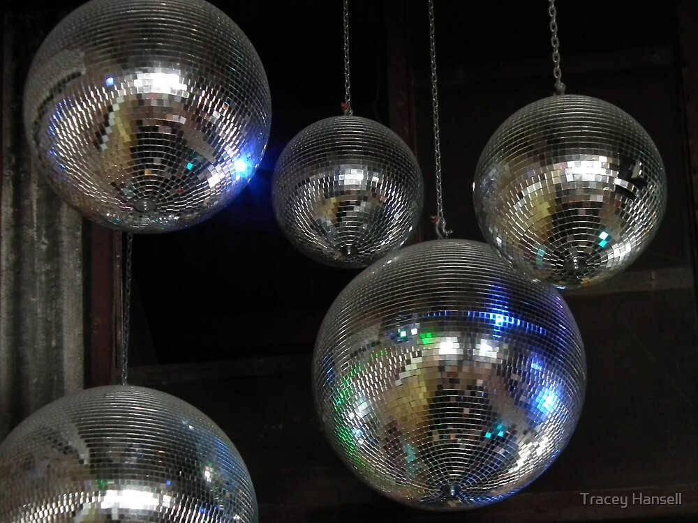 Disco by Tracey Hansell
