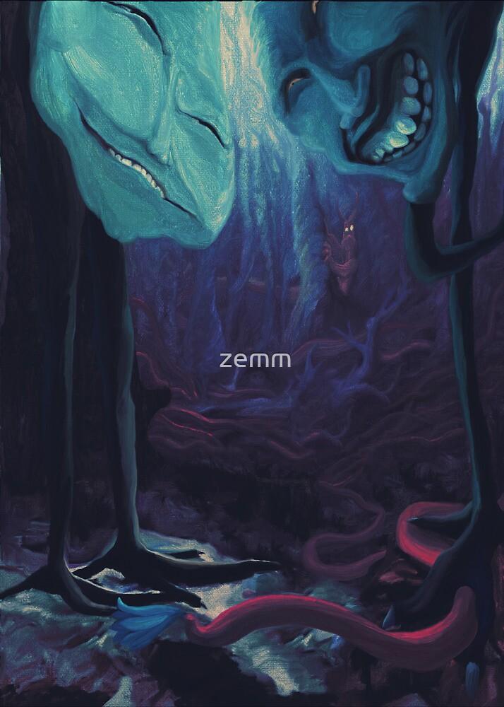 Stork Spree - Midnight Snack by zemm