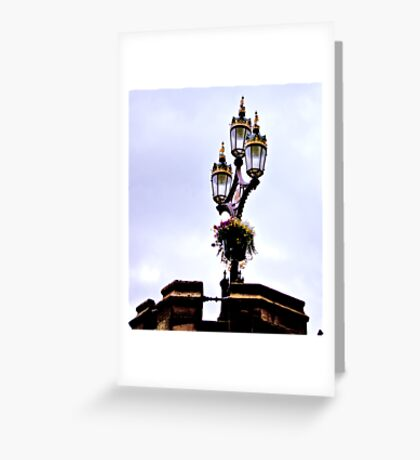 Crown of Gold Greeting Card
