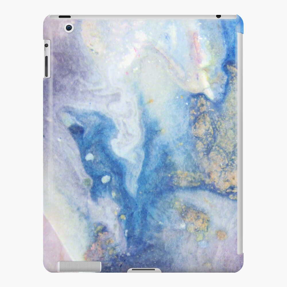 Moon Marble iPad Case & Skin