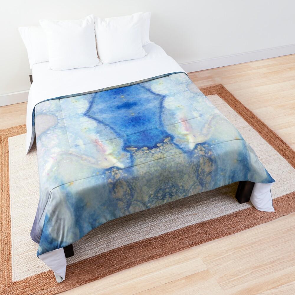 Moon Marble Comforter