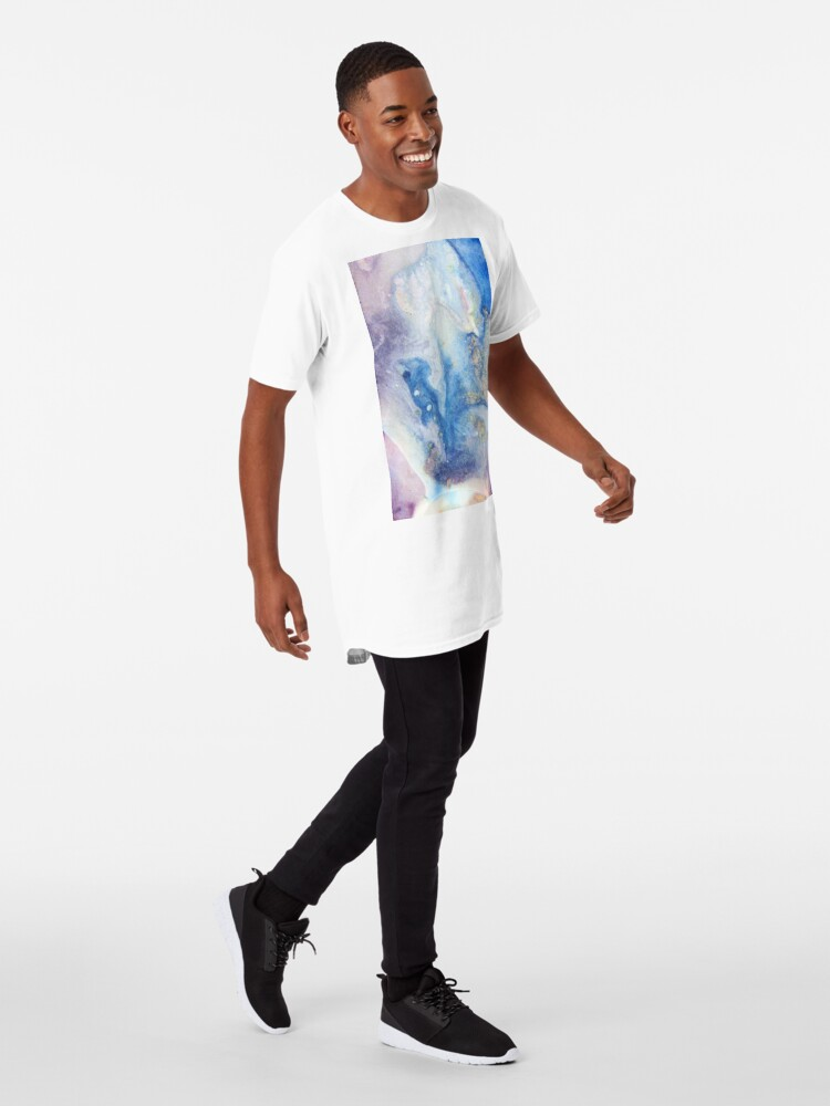 Alternate view of Moon Marble Long T-Shirt