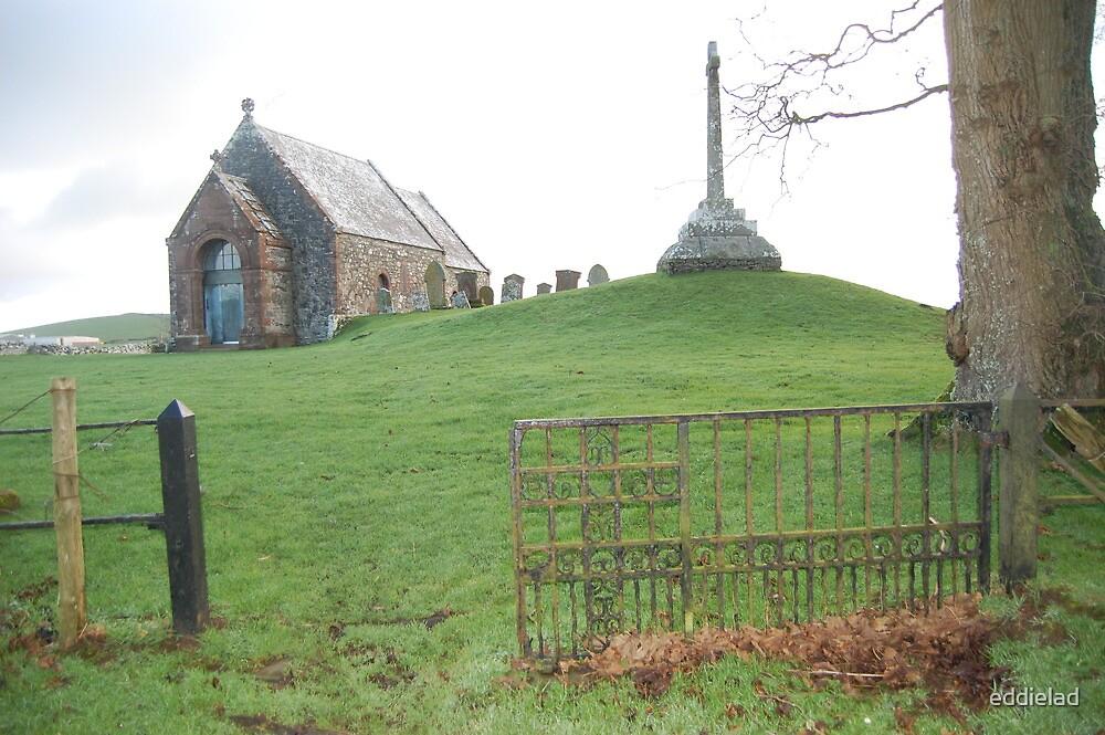 Spooky Church by eddielad