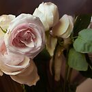 Melancholy Roses by Tiffany Bauer