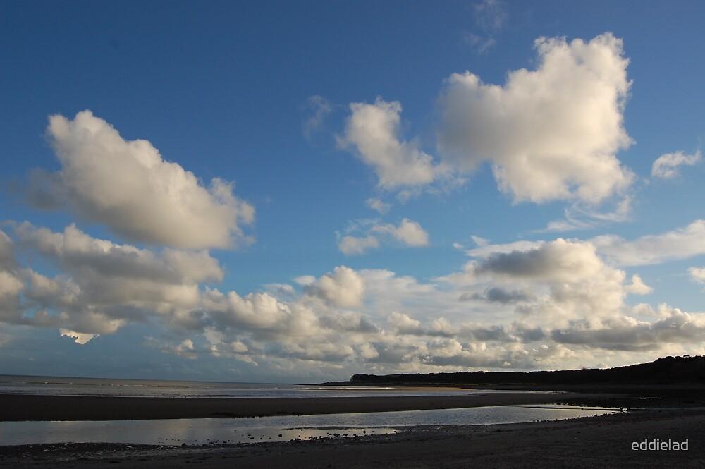 Clouds over Scotland by eddielad