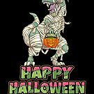 Happy Halloween Funny Gift by detonationW