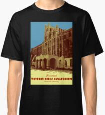 Waverly Hills Sanatorium Art Deco Classic T-Shirt