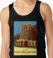 Waverly Hills Sanatorium Art Deco Tank Top