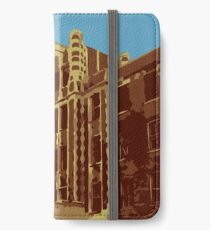 Waverly Hills Sanatorium Art Deco iPhone Wallet/Case/Skin