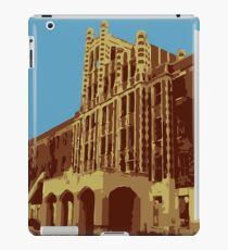 Waverly Hills Sanatorium Art Deco iPad Case/Skin