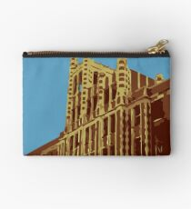 Waverly Hills Sanatorium Art Deco Zipper Pouch