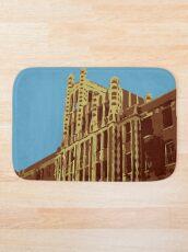Waverly Hills Sanatorium Art Deco Bath Mat