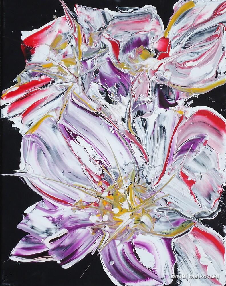 flowers 4 by Dmitri Matkovsky