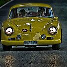 Porsche 356 ATI Coupe 1600 by Uwe Rothuysen
