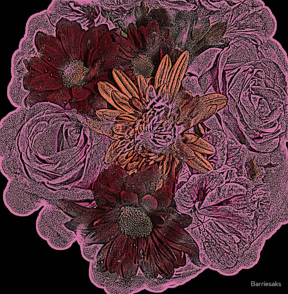 A twist garden bowl by Barriesaks