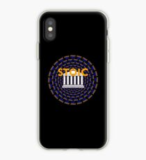Stoic - Keep Stoic - Seek Happiness iPhone Case
