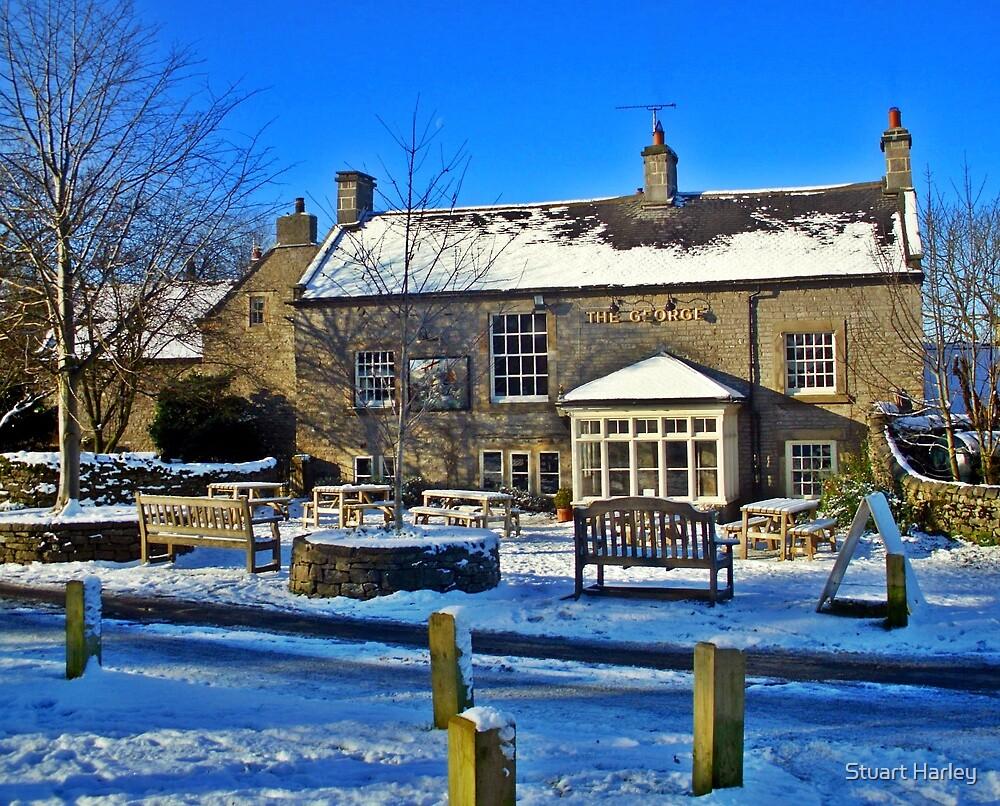 George Inn, Alstonefield by Stuart Harley