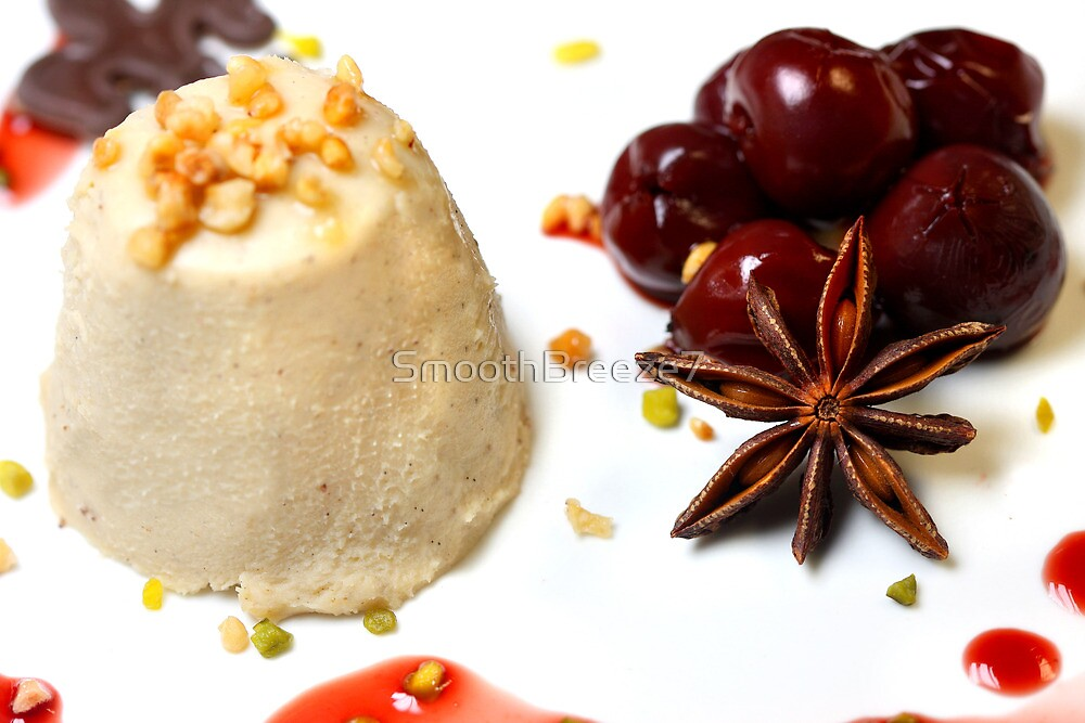 Advent Panna Cotta  by SmoothBreeze7