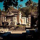Lafayette Cemetery - New Orleans, Louisiana by jscherr