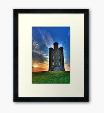 Broadway Tower Framed Print