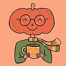 Fall Vibes and Pumpkin Pies by doodlebymeg