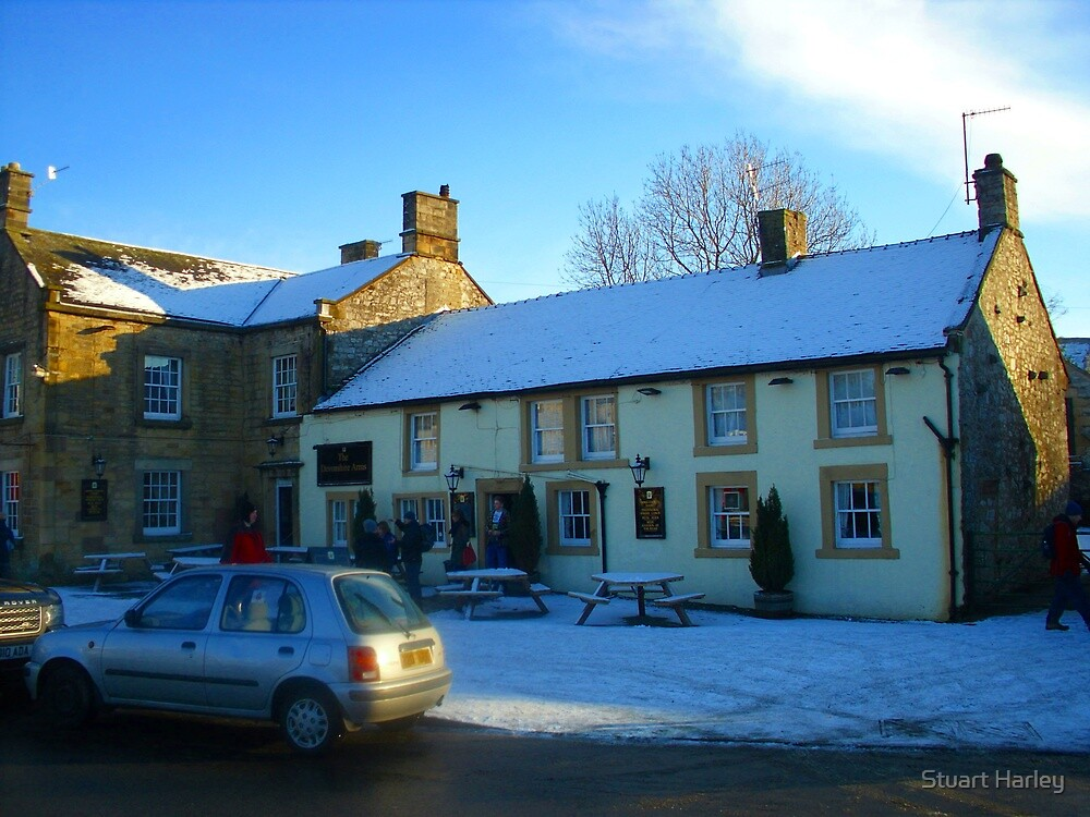 Devonshire Arms - Hartington by Stuart Harley