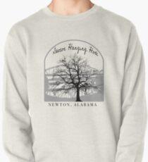 Haunted Sketoe Hanging Hole Pullover Sweatshirt