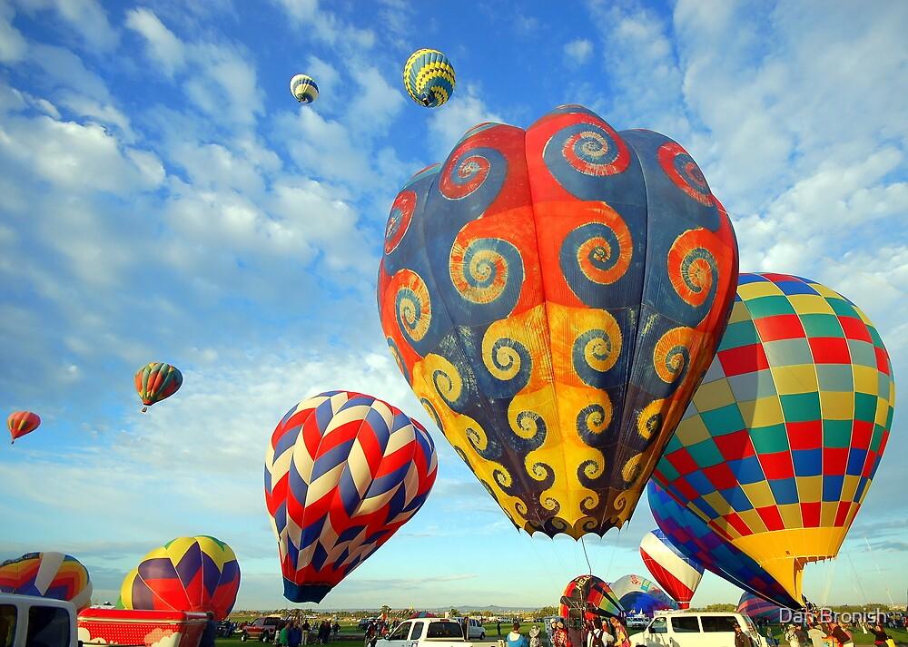 Fractal Balloon by Dan Bronish