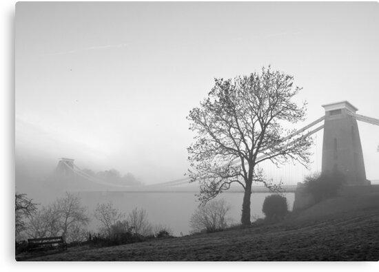 Clifton Suspension Bridge by Stephen Liptrot