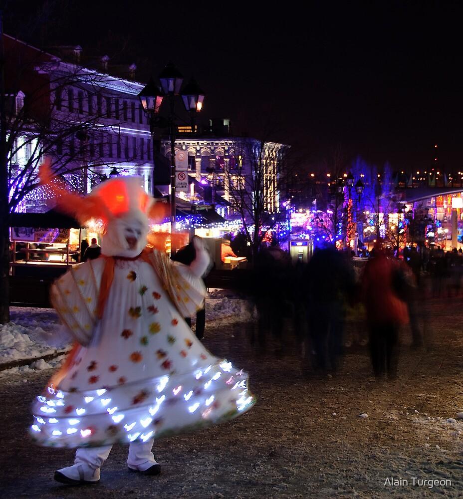 Winter Fun in Canada by Alain Turgeon