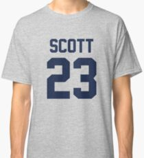 One Tree Hill - Nathans Jersey Classic T-Shirt