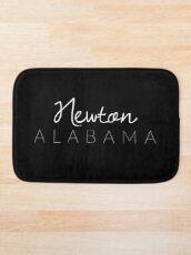 Newton, Alabama Bath Mat