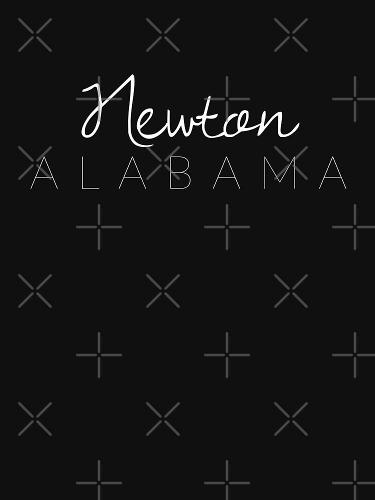 Newton, Alabama by GhostlyWorld