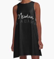 Newton, Alabama A-Line Dress