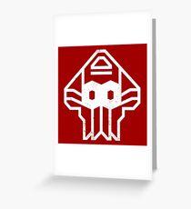 AUTOSQUIDS Greeting Card