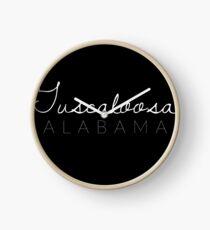 Tuscaloosa, Alabama Clock