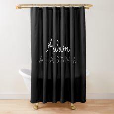 Auburn, Alabama Shower Curtain