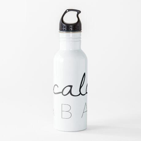 Tuscaloosa, Alabama Water Bottle