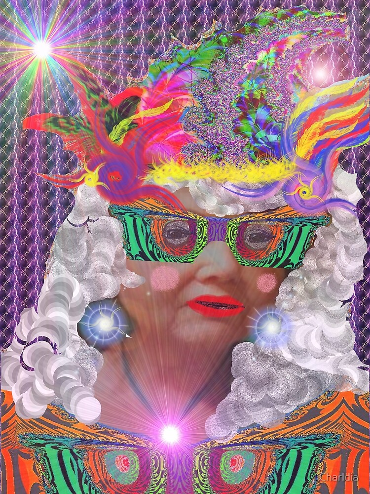 Another Lady GaGa from the 7th Parallel Dimension by Charldia