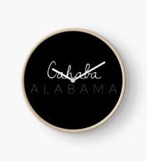 Cahaba, Alabama Clock