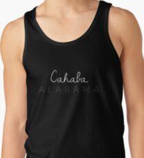 Cahaba, Alabama Tank Top