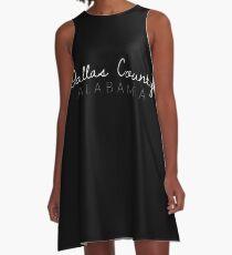 Dallas County, Alabama A-Line Dress