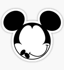 DISMAL MOUSE Sticker