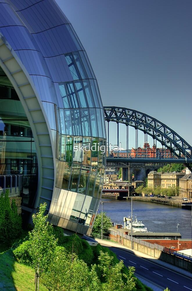 Sage & Tyne North East by skddigital