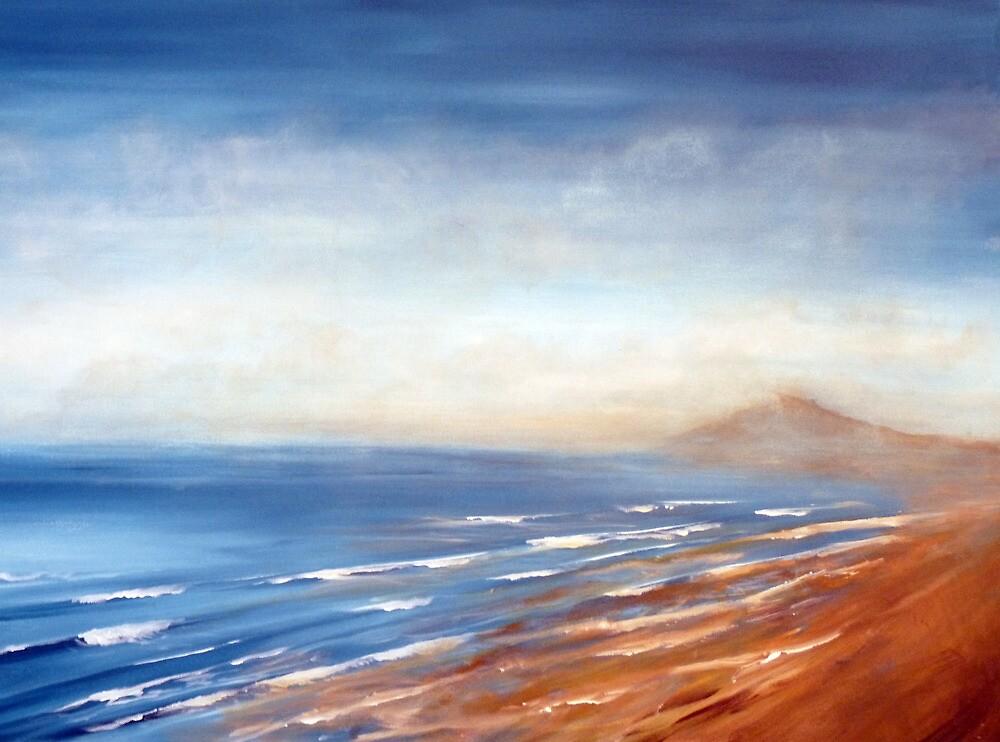 Saint Tecla Mountain by Afonso Azevedo Neves